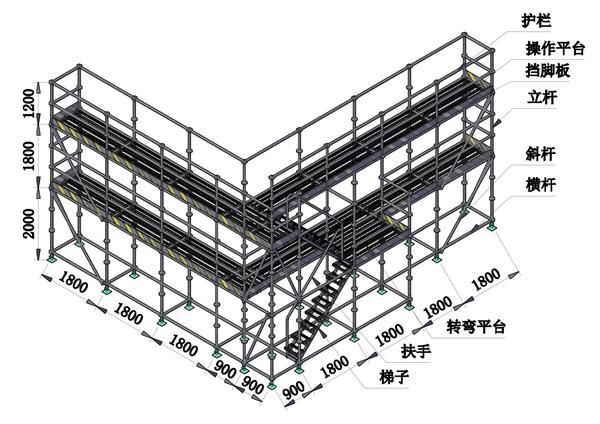 建筑结构电算步骤